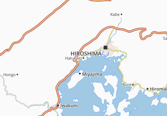 Hatukaiti Map