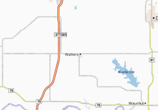 Walters Map