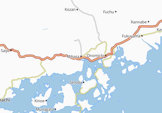 Mihara Map