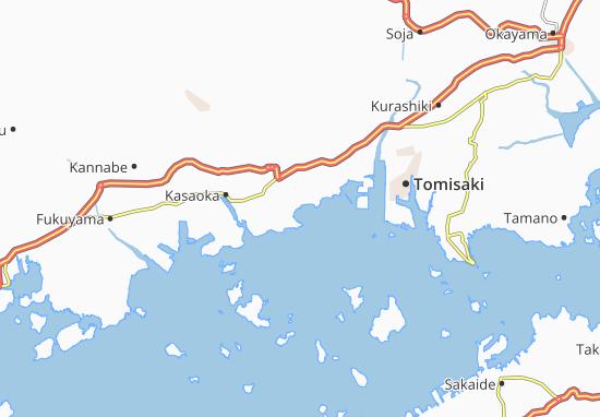 Yorishima Map