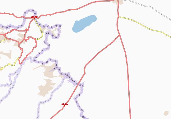 Carte-Plan Al Qusayr