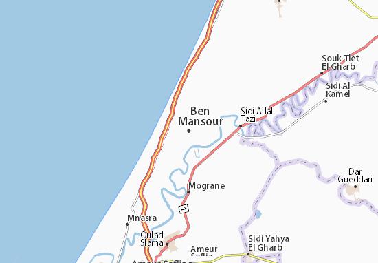 Mapas-Planos Ben Mansour