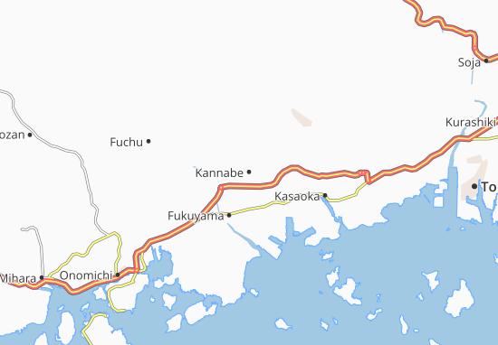 Kannabe Map