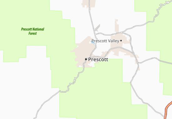 Mappe-Piantine Prescott