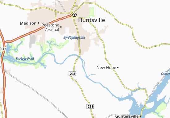 Burrows Map