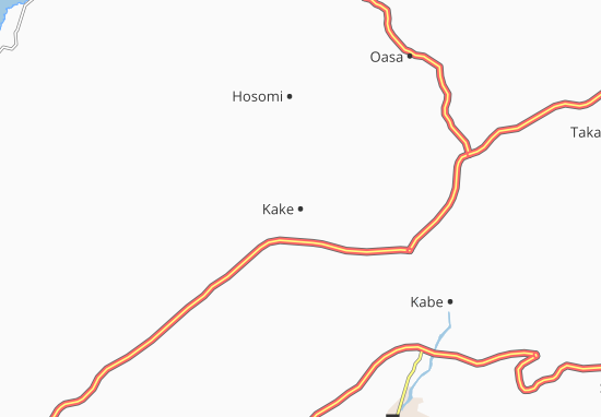 Kake Map