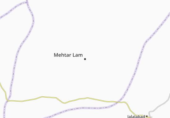 Mehtar Lam Map