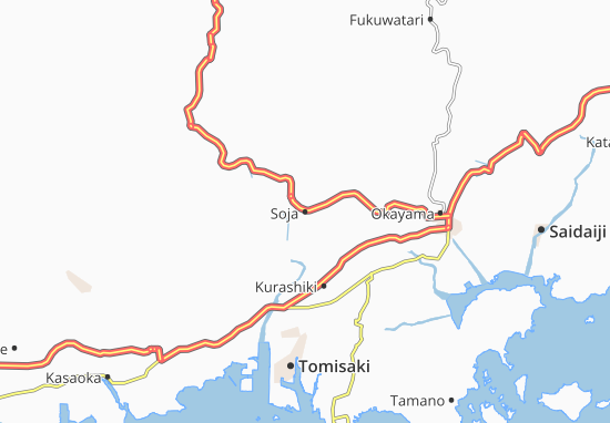 Soja Map