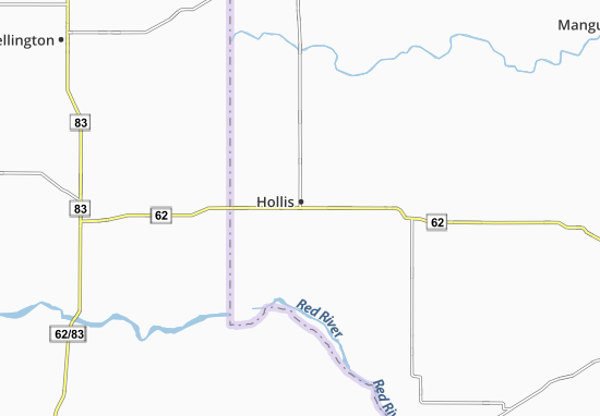 Hollis Map