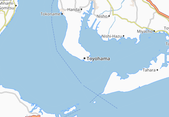 Toyohama Map