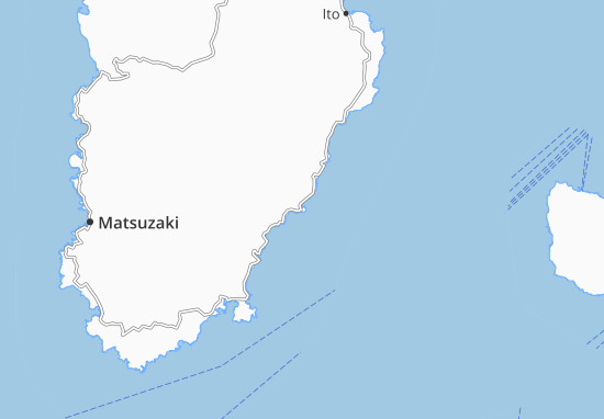 Kaart Plattegrond Inatori