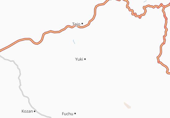 Yuki Map
