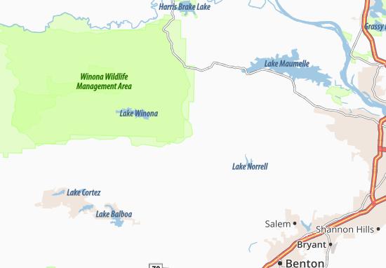 Paron Map