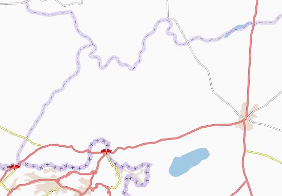 Mapa Plano Shin