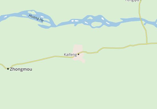Mappe-Piantine Kaifeng