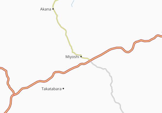 Miyoshi Map