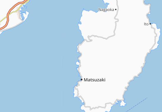 Ugusu Map