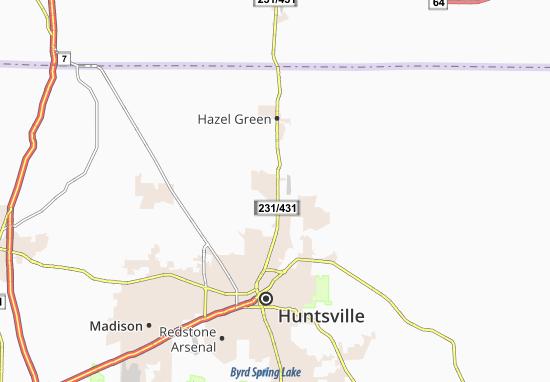 Mapas-Planos Meridianville