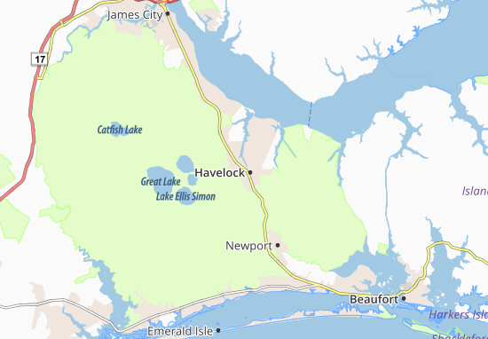 Mapas-Planos Havelock