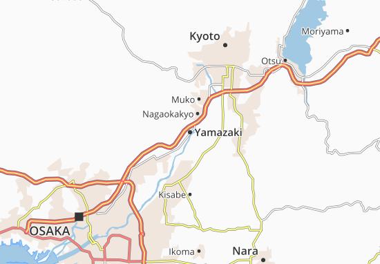 Mapa Plano Yamazaki