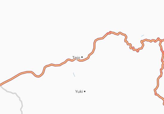 Tojo Map