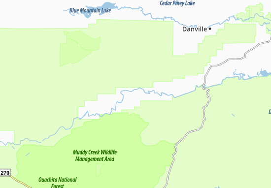 Mappe-Piantine Bluffton