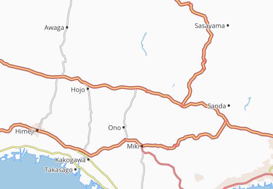 Yashiro Map