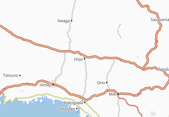 Hojo Map