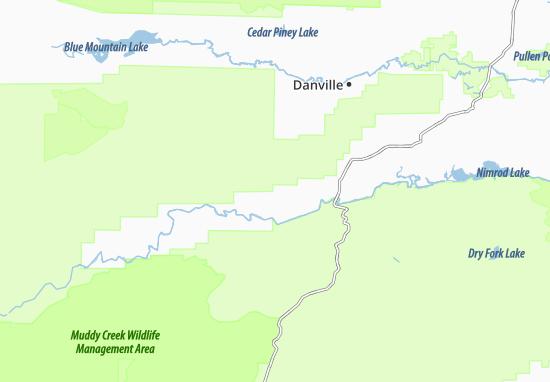Briggsville Map