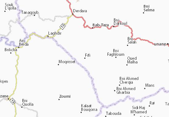 Mapa Plano Fifi