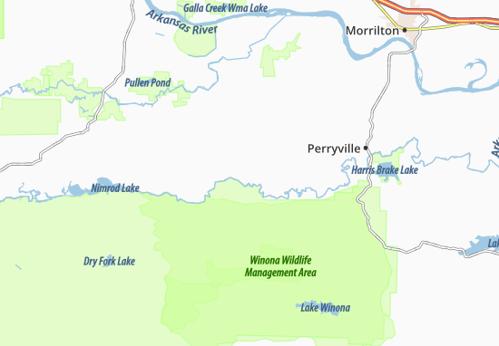 Aplin Map