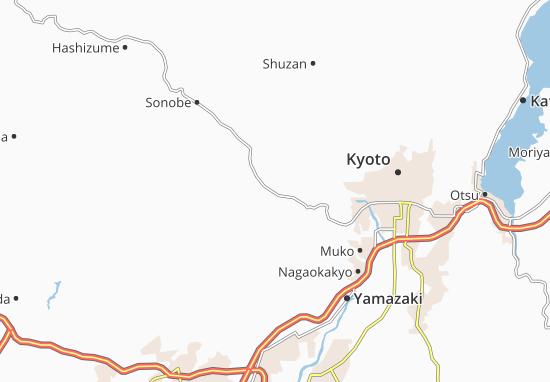 Mappe-Piantine Kameoka