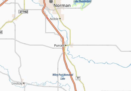 Purcell Map