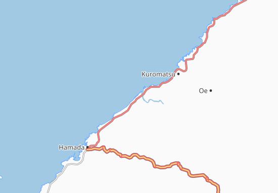 Mapas-Planos Gotsu