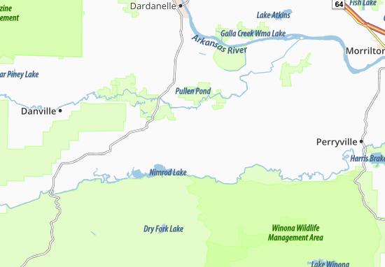 Birta Map