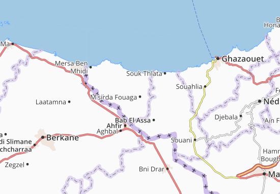 Mappe-Piantine M'sirda Fouaga