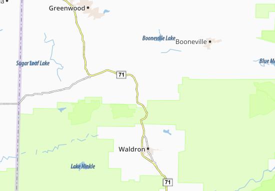 Elm Park Map
