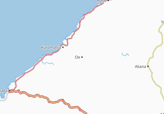 Mappe-Piantine Oe