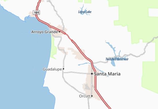 Nipomo Map