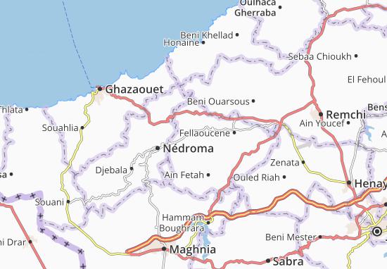 Mapas-Planos Ain Kebira