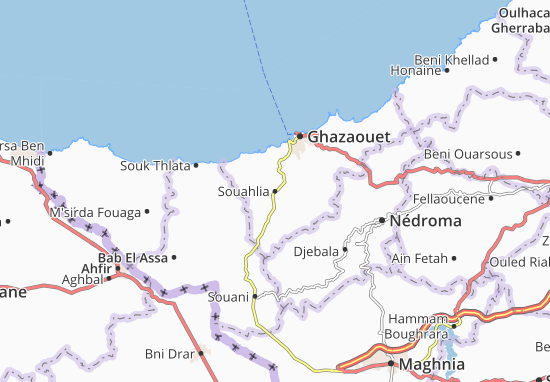 Mappe-Piantine Souahlia