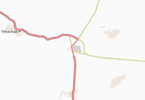 Mappe-Piantine Mojave