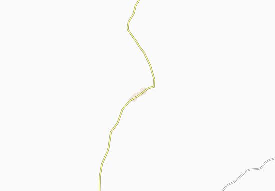Kaart Plattegrond Tongchuan