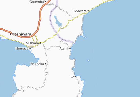 Atami Map