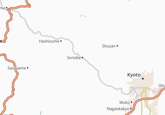 Mapas-Planos Sonobe