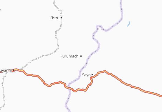 Furumachi Map