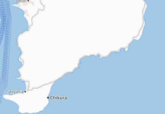 Kamogawa Map