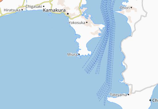 Miura Map