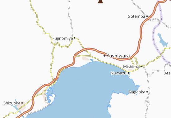Hiragaki Map