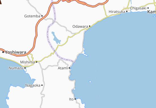 Yoshihama Map
